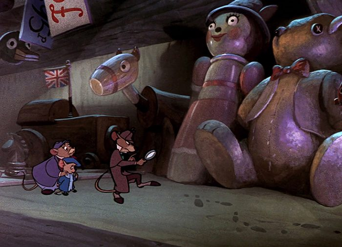 The Great Mouse Detective, Toy Store – Walt Disney Company