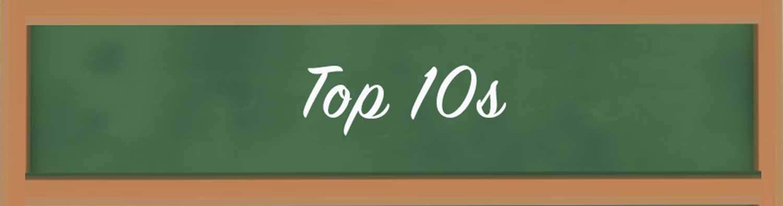 top 10 blackboard