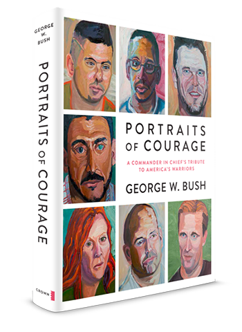 Portraits of courage 3d