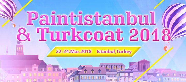 Paintistanbul & Turkcoat 2018