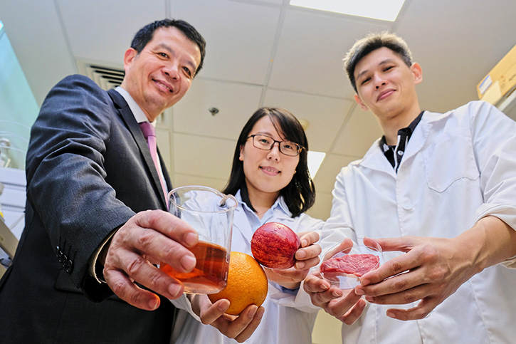 NTU scientists discover natural plant-based food preservative which is more effective than artificial ones