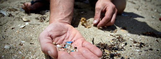 Microplastics below the ocean may be bigger problem than what's on the surface