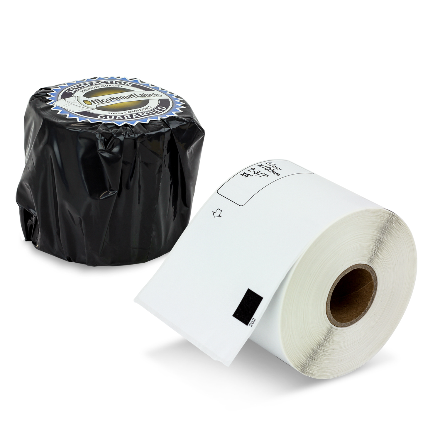 Brother Compatible DK-1202 Labels - Without Cartridge | 1 Roll
