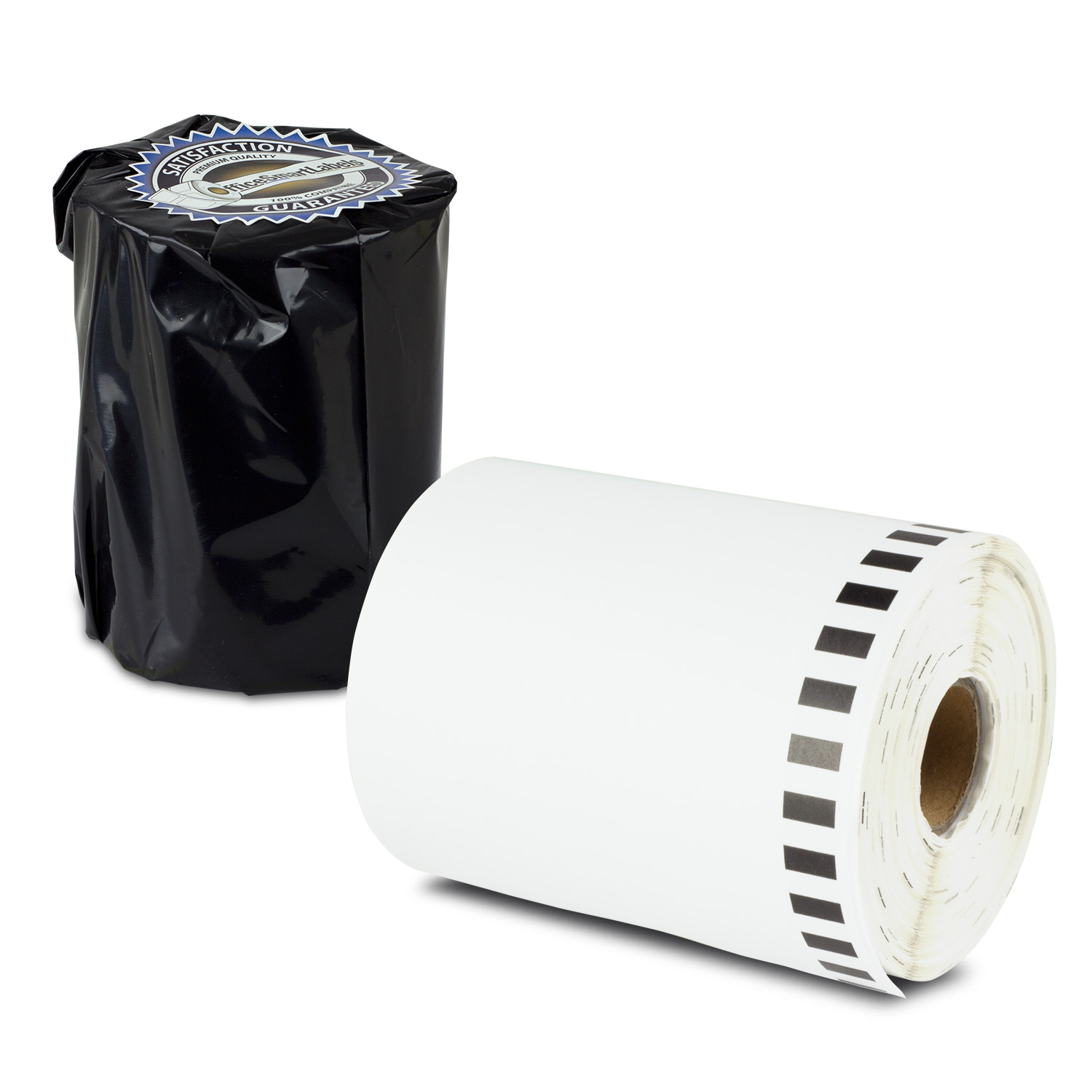 "Brother Compatible DK-2243 Continuous Labels (4"" x 100 ft) - Without Cartridge 
