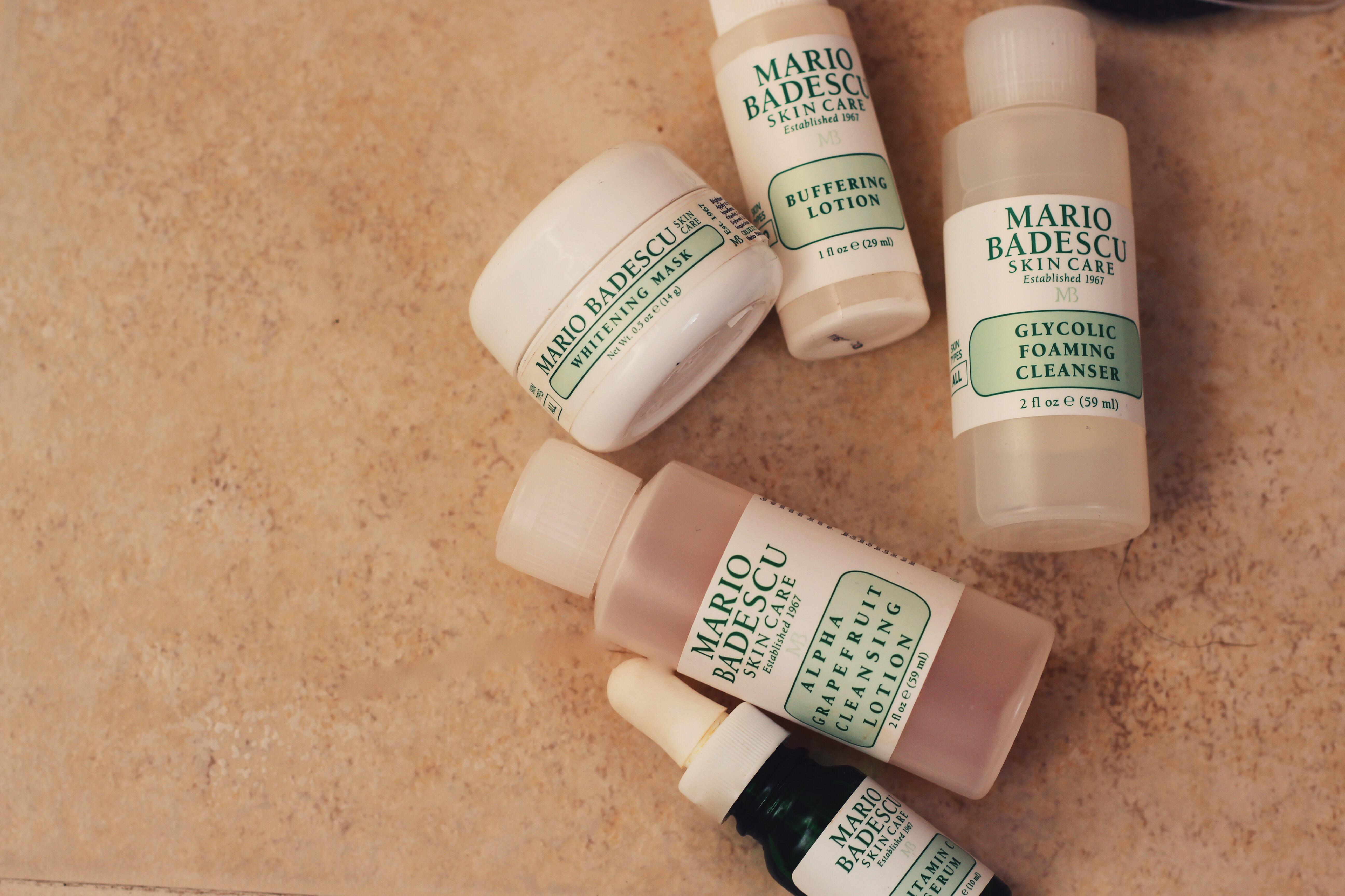Review Mario Badescu Skincare Oliviazao