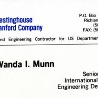Wanda I. Munn