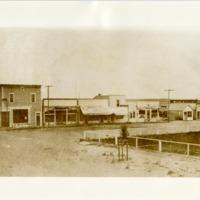 Hanford street scene