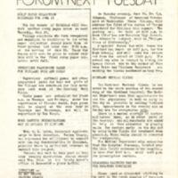 Richland Weekly Bulletin, Vol. 1, No. 27.