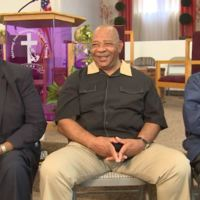 Interview with Dallas Barnes, Webster Jackson, Albert Wilkins at Morning Star Baptist Church, Pasco, WA.
