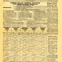 Sage Sentinel November 3, 1944