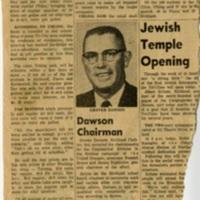 Dawson Chairman