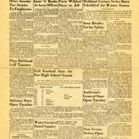 Sage Sentinel September 1, 1944