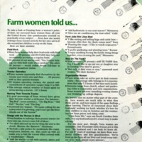 Farming With the Feminine Touch<br />