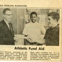 Athletic Fund Aid<br />