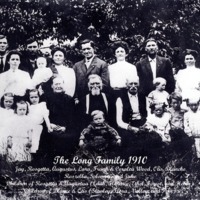 The Long Family, 1910<br />