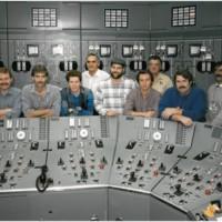 N Reactor Workers