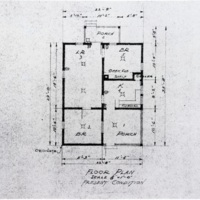 Soldiers house floor plan<br />
