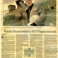 Wanda Munn's Belief in FFTF Hasn't Wavered