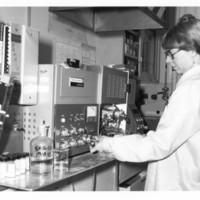 Lab Work at Hanford Environmental Health Foundation