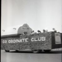 Parade--Co Ordinate Club Float