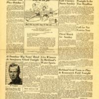 Sage Sentinel September 15, 1944
