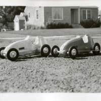 Two Model Cars<br />
