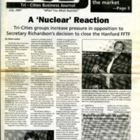 A 'Nuclear' Reaction