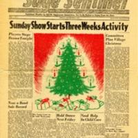 Sage Sentinel December 1, 1944