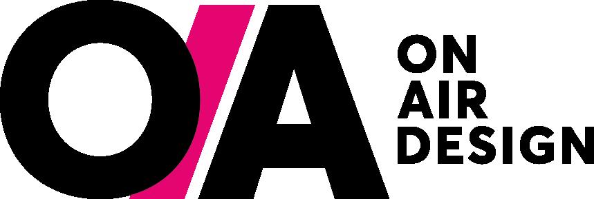 OnAir Design Logo