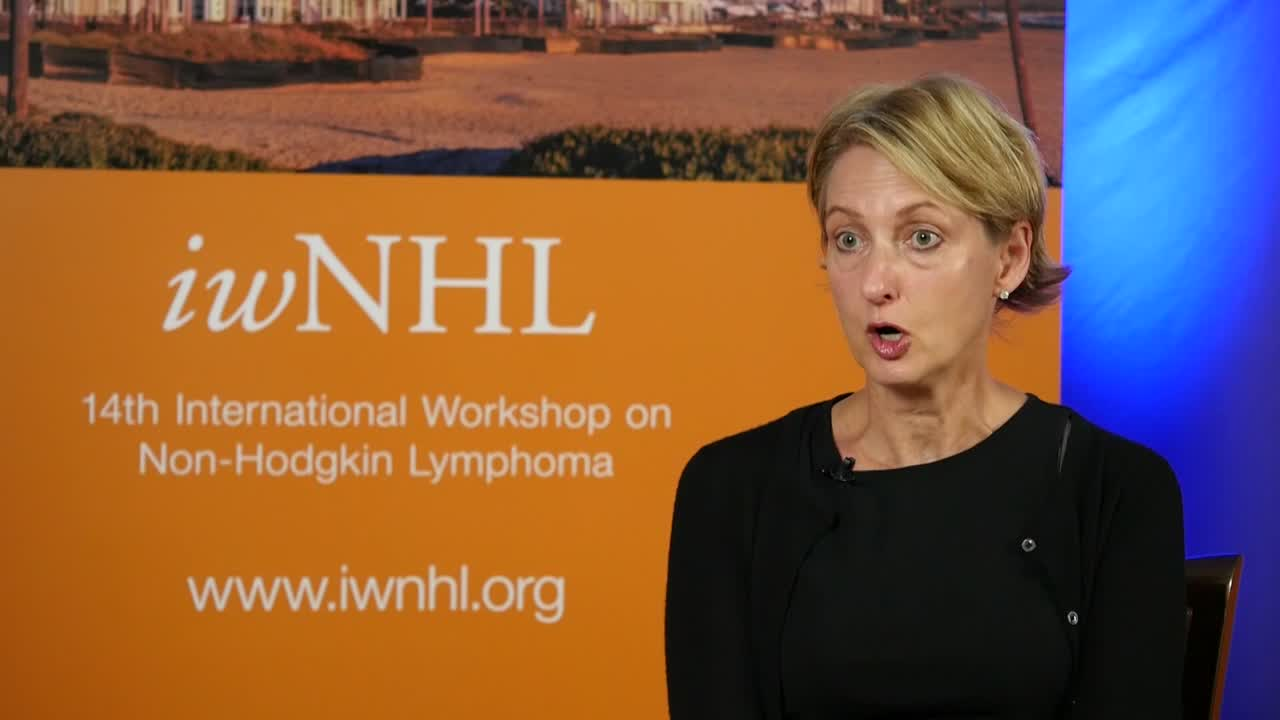 Results of trial on the use of interim PET scan to identify DLBCL