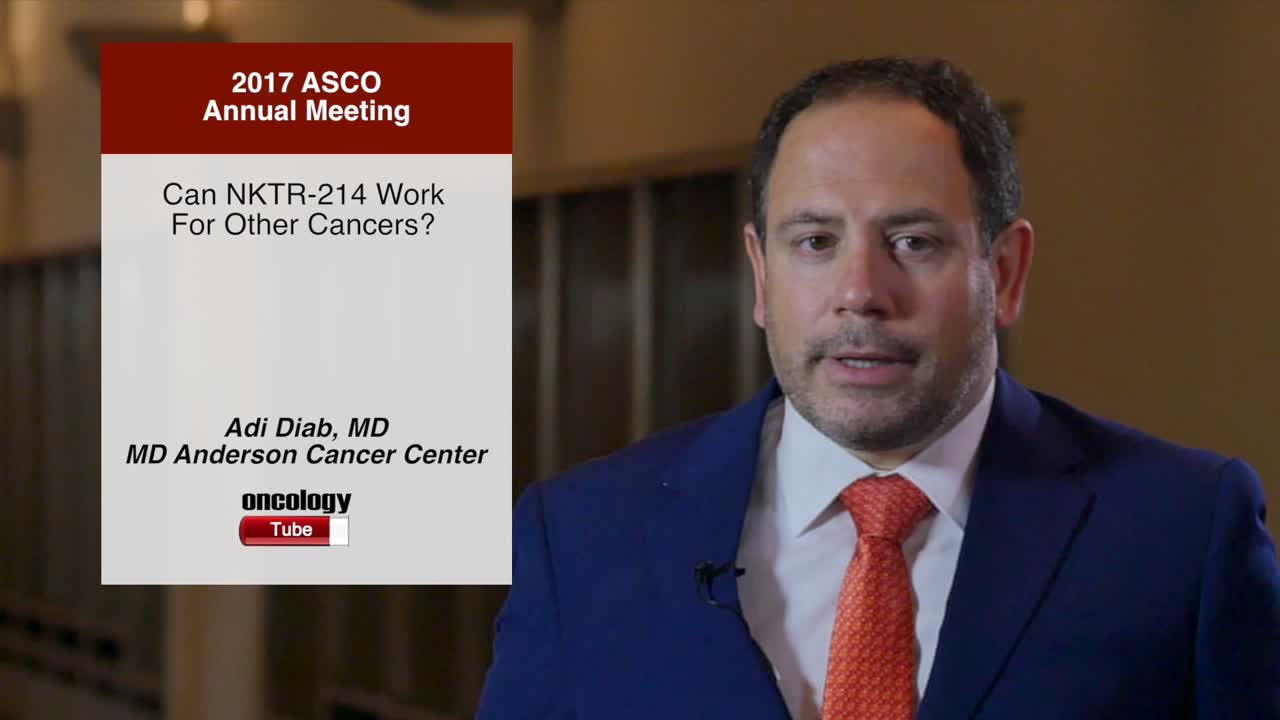 Can NKTR-214 Work For Other Cancers?