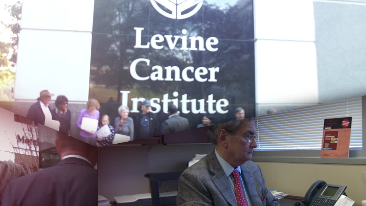 Levine Cancer Institute Launches Nation's First Mobile Lung Unit