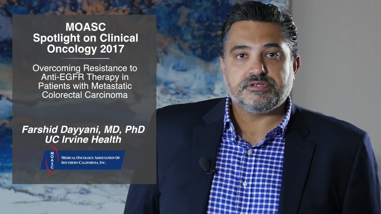 Overcoming Resistance to Anti-EGFR Therapy in Patients with Metastatic Colorectal Carcinoma