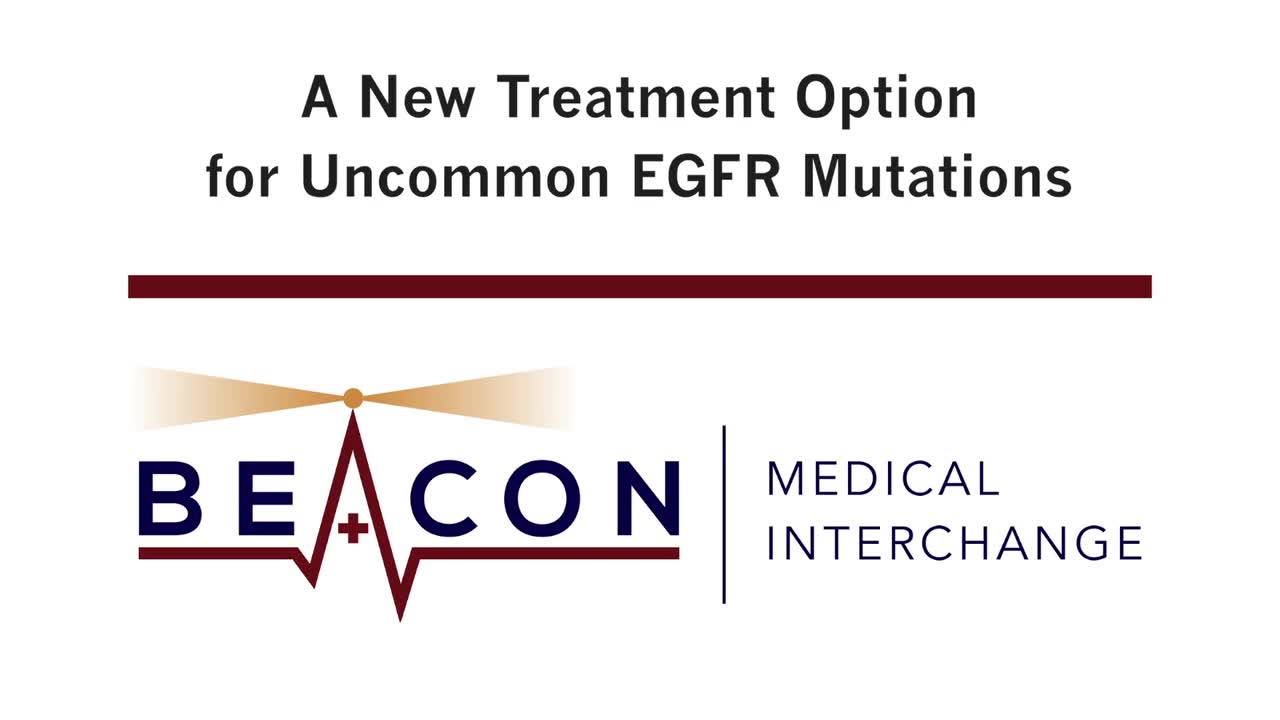 A New Treatment Option for Uncommon EGFR Mutations (BMIC-023)