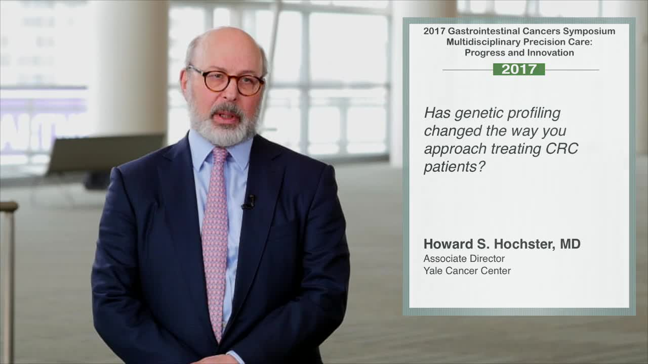 Genetic Profiling in Treatment Approach for Patients with CRC