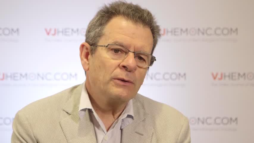EHA 2016: The importance of minimal residual disease