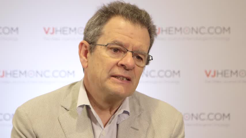 EHA 2016: The importance of minimal residual disease