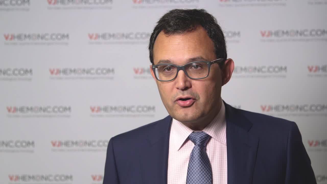 A worldwide Phase III trial treating AML with pracinostat