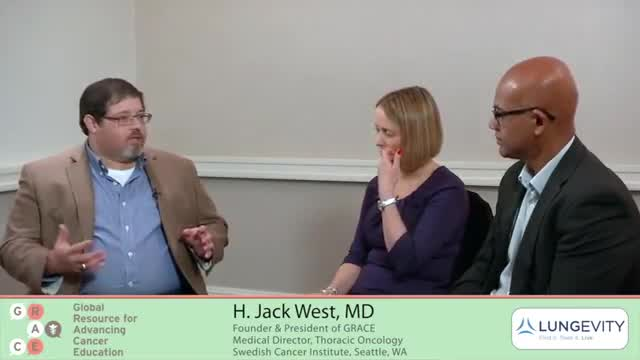 Are There Clinically Significant Differences Among the Second Generation ALK Inhibitors_ [360p]