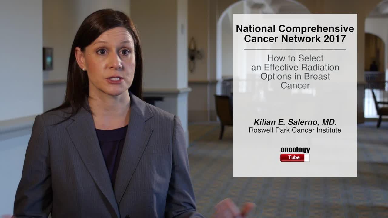 How to Select Effective Radiation Options in Breast Cancer