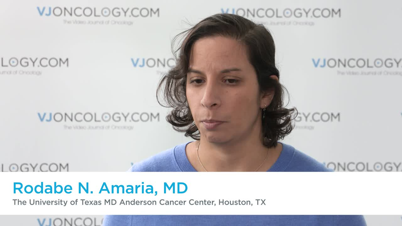 Neoadjuvant therapy with trametinib and dabrafenib in high risk resectable BRAF-mutant melanoma