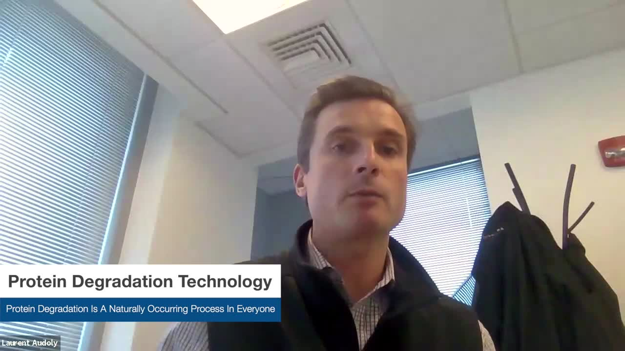 Protein Degradation Technology