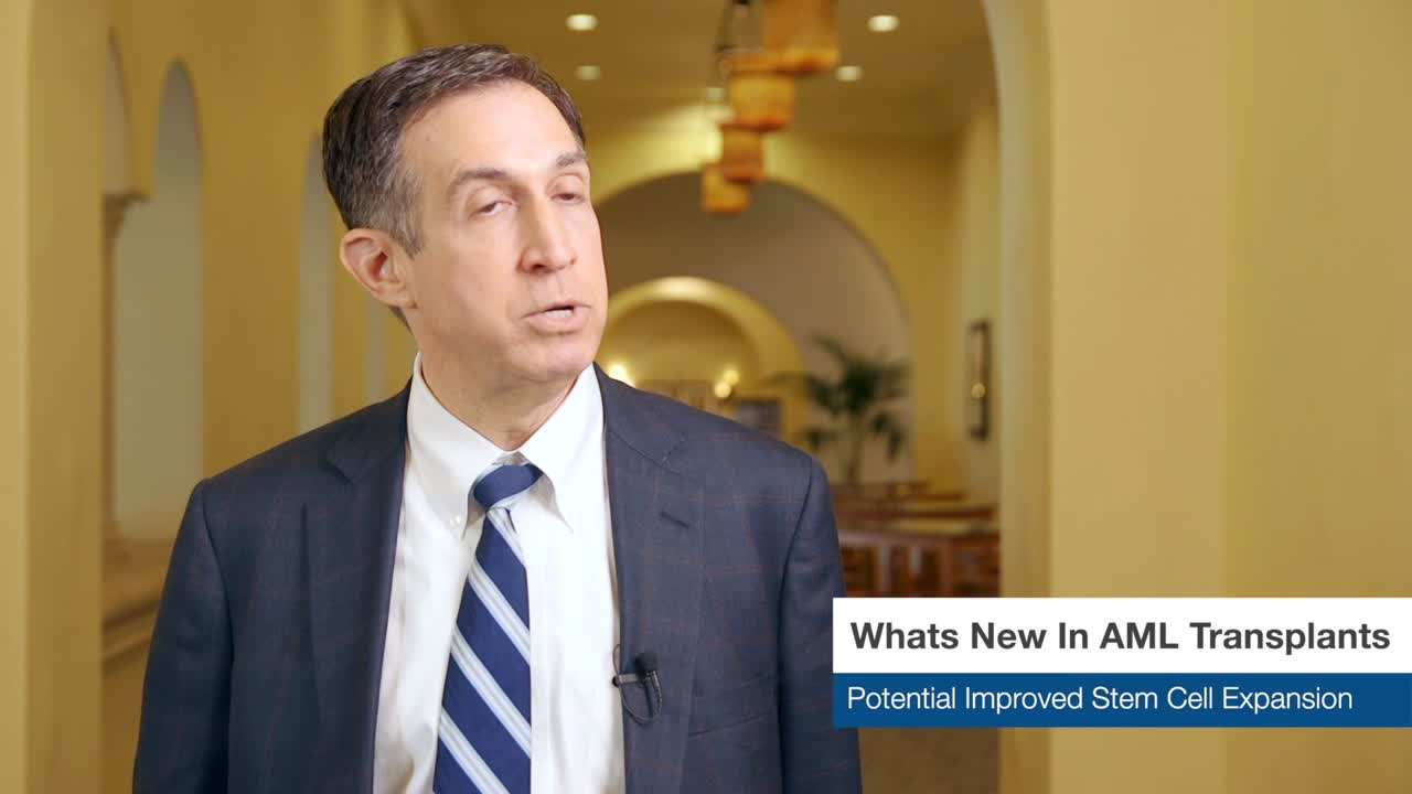 Whats New In AML Transplants