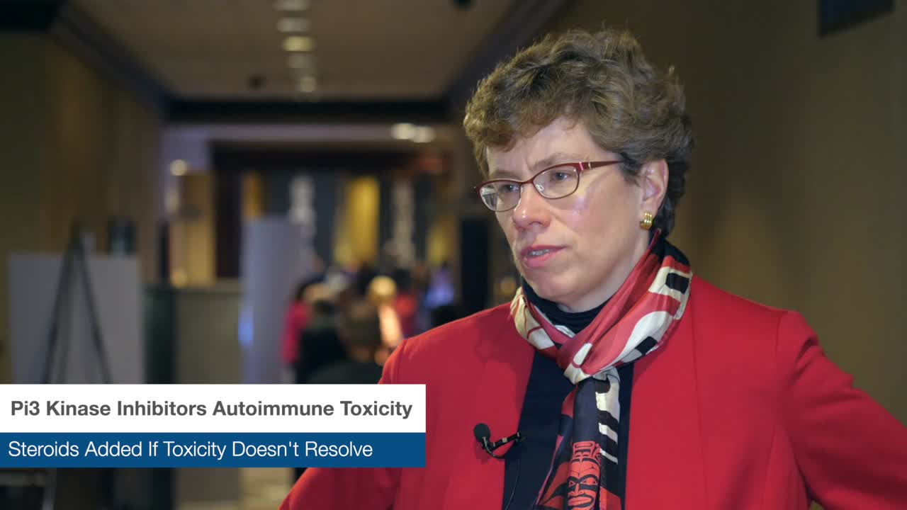 Pi3 Kinase Inhibitors Autoimmune Toxicity