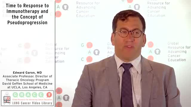 Time to Response to Immunotherapy and the Concept of Pseudoprogression [360p]