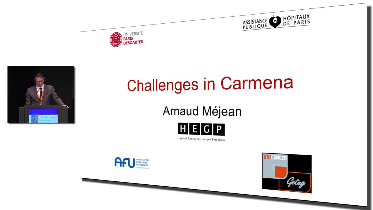 Challenges in CARMENA