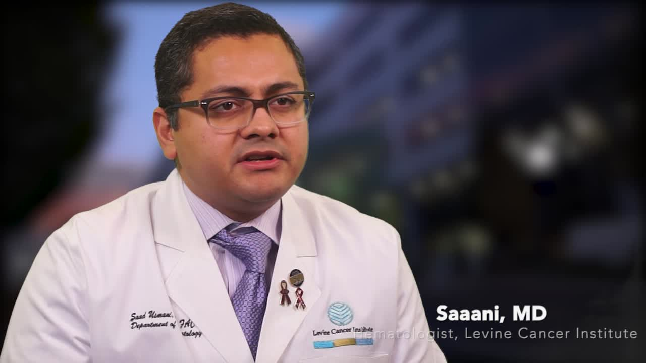 Levine Cancer Institute: Advances in Multiple Myeloma Treatment