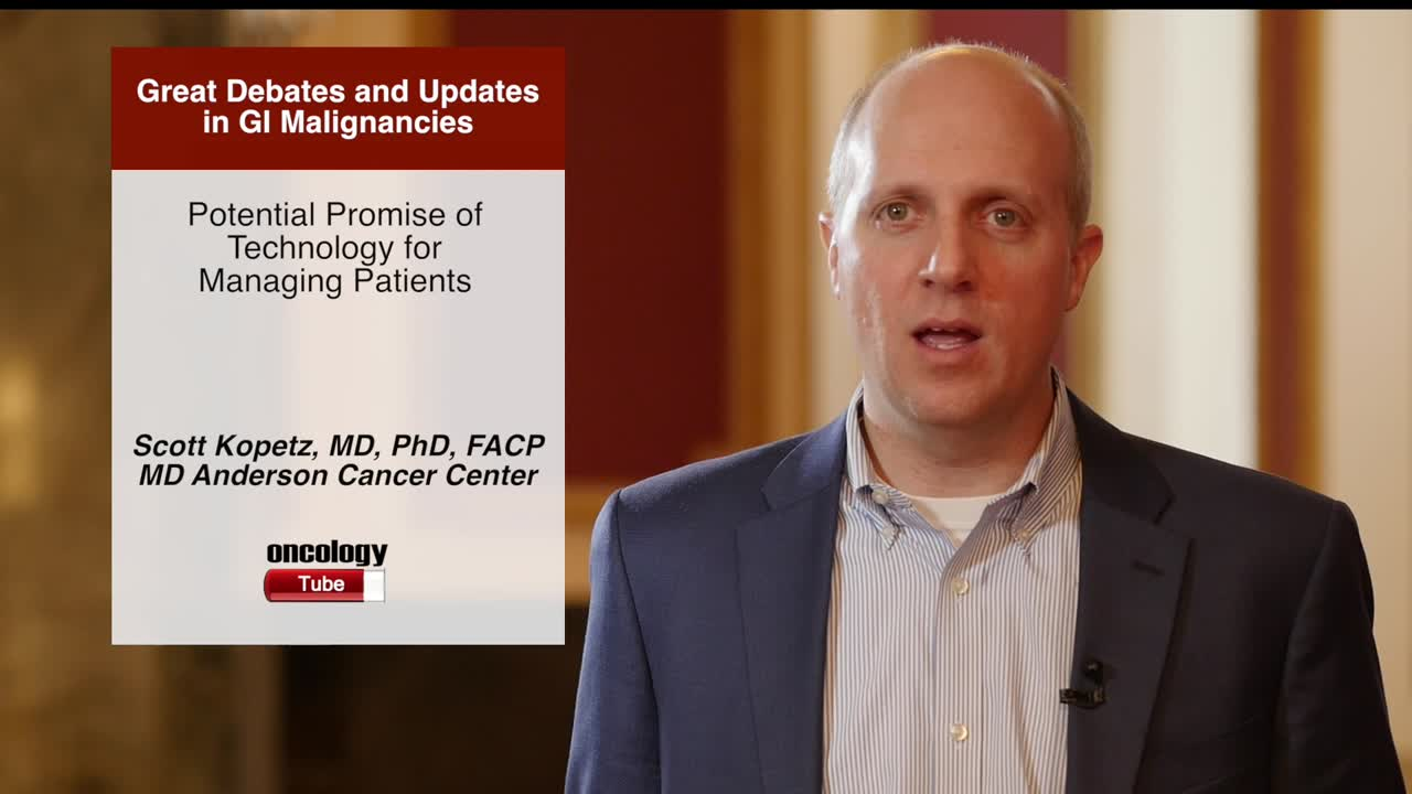 Potential Promise of Technology for Managing Patients