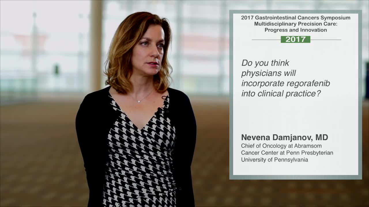 Regorafenib In Clinical Practice
