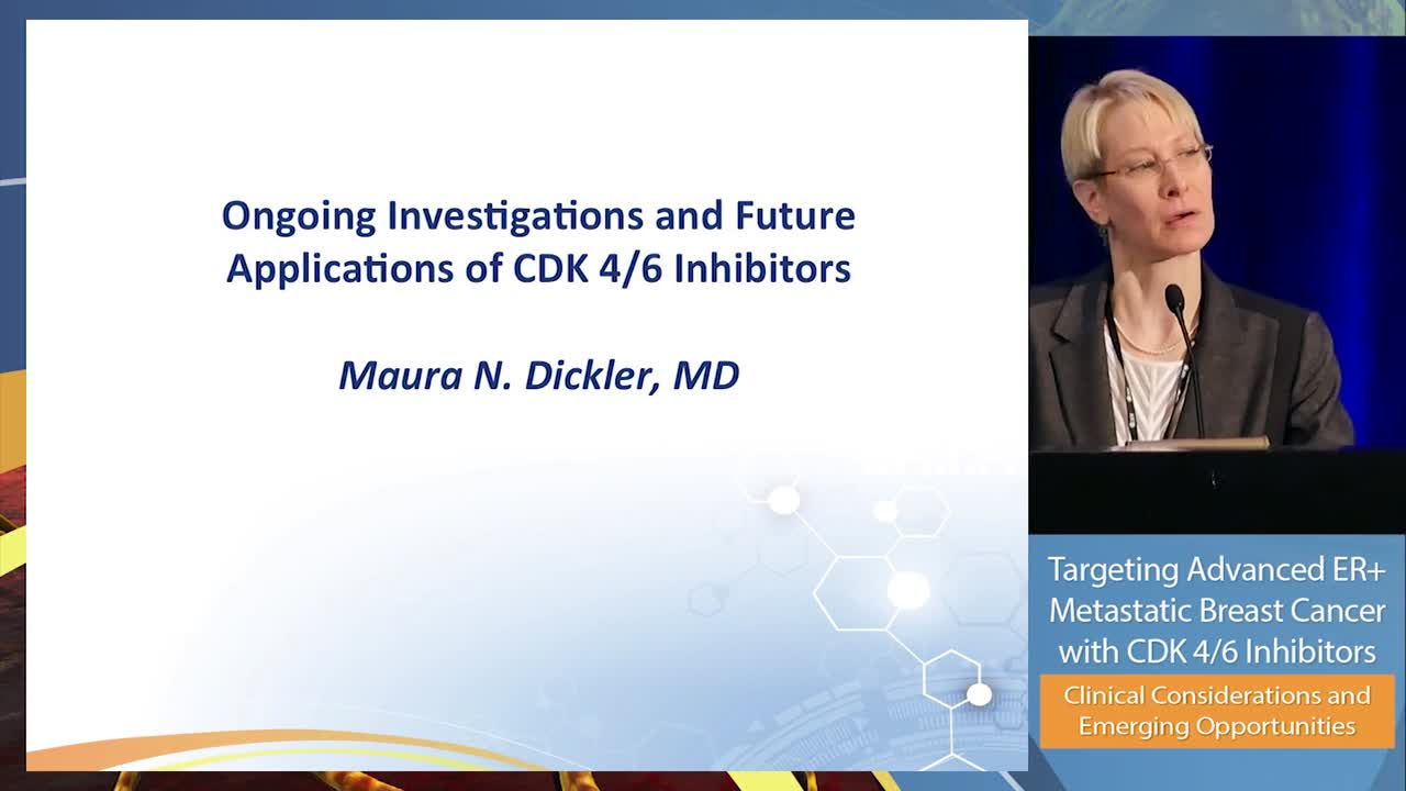 Ongoing Investigations and Future Applications of CDK 4/6 Inhibitors